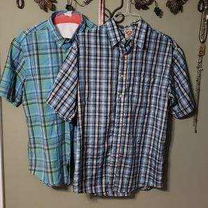 Men's short-sleeved shirt bundle